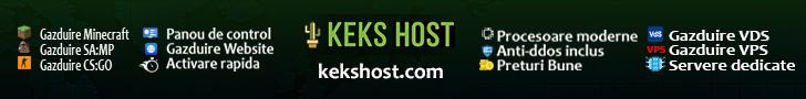 Host Servere Jocuri | VPS | Webhost